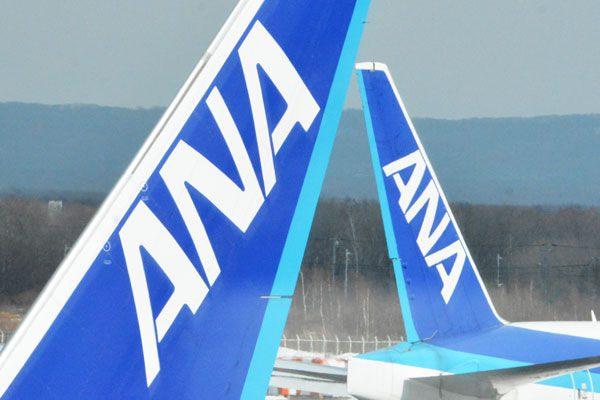 ANA(機体尾翼)