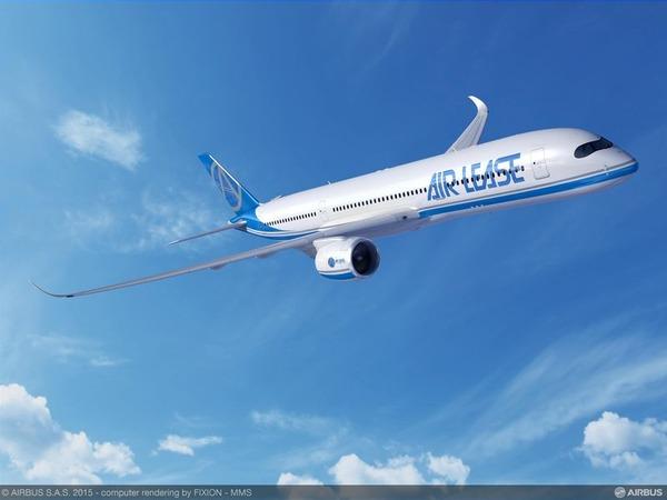 エアリース(A350-900)