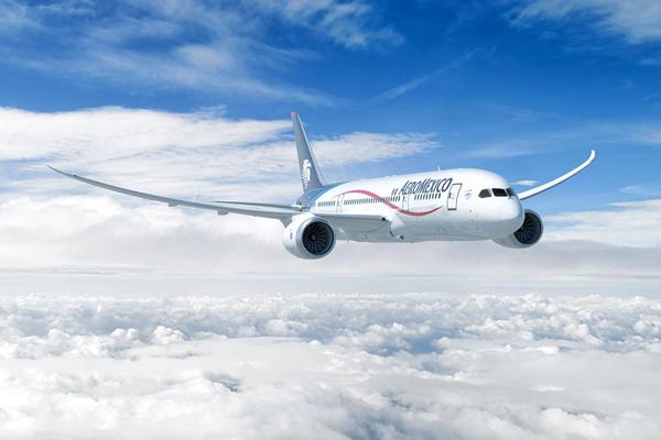 アエロメヒコ航空(メイン)
