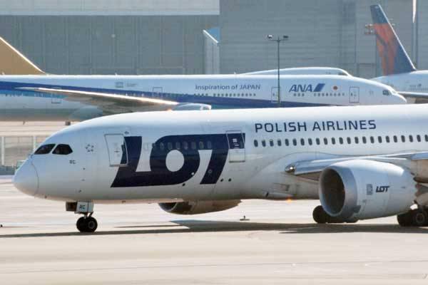 LOTポーランド航空