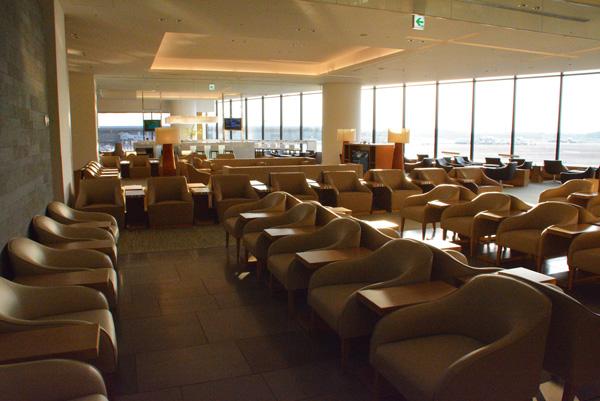 成田国際空港サクララウンジ