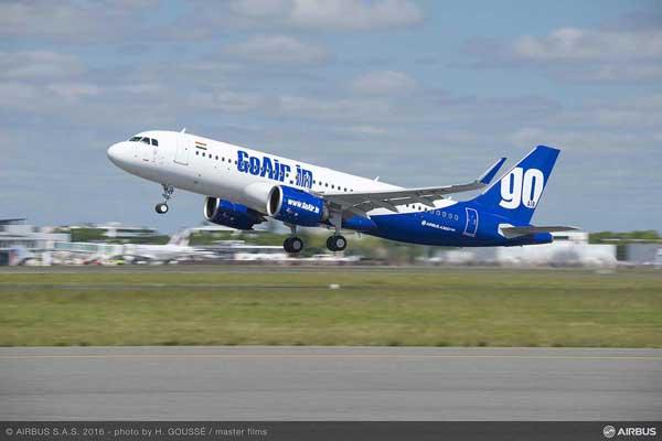 ゴーエア(A320neo)