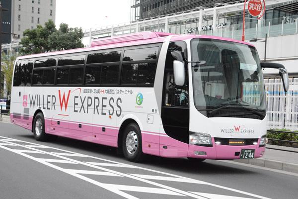 WILLERら3社、大崎駅と成田空港・芝山結ぶ格安バスを運行開始 新型車にはUSB電源やWi-Fi完備イベント・キャンペーン情報