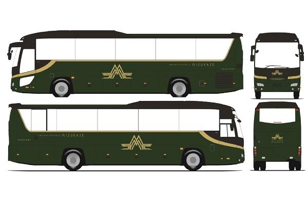 mizukaze bus
