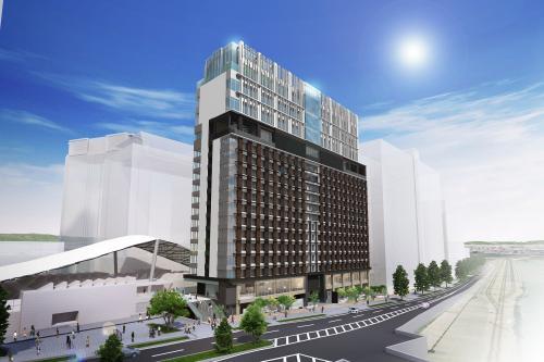 ザシンギュラリホテル&スカイスパアットユニバーサル・スタジオ・ジャパン