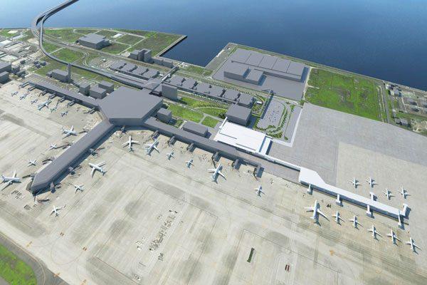 中部国際空港(新ターミナルビル)