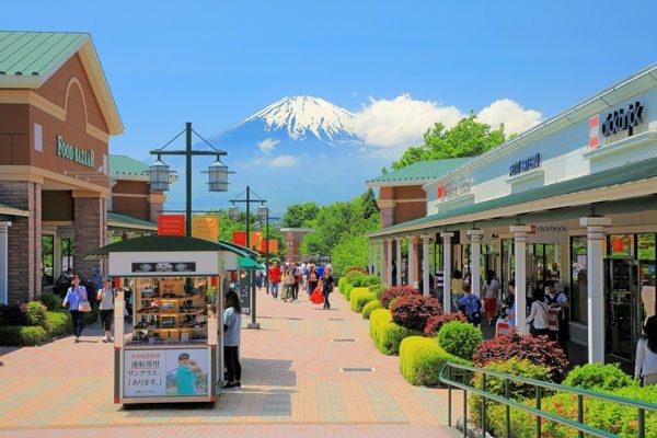 箱根で宿泊すると御殿場プレミアム・アウトレットで割引に 来年3月末まで