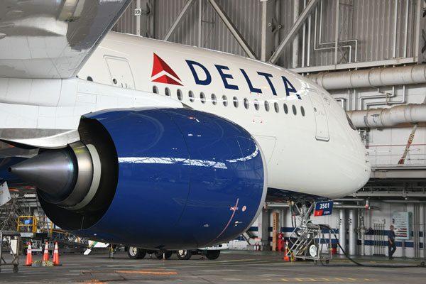 デルタ航空、エアバスA350型機をデトロイト〜アムステルダム・上海/浦東線に投入