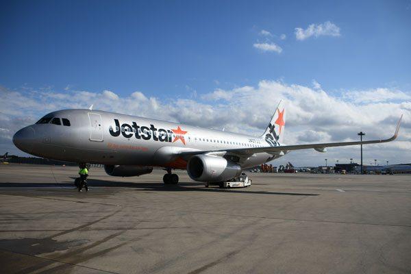 ジェットスター・ジャパン(エアバスA320型機)
