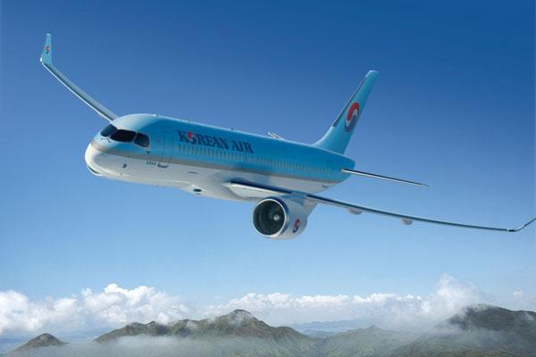 大韓航空(CS300型機)