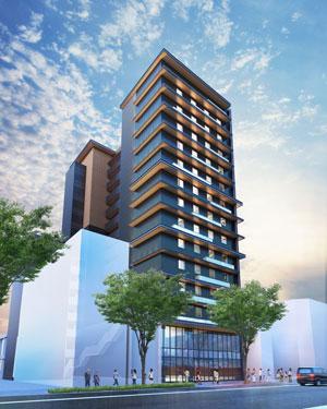 ダイワロイヤルホテルシティ、「DAIWA ROYAL HOTEL D-CITY」を来年4月より展開