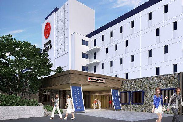 大江戸温泉物語、「大江戸温泉物語 南紀串本」を4月27日にオープン