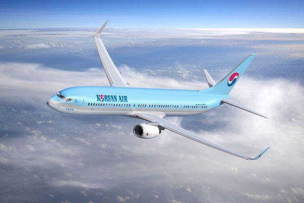 大韓航空(ボーイング737-900ER)