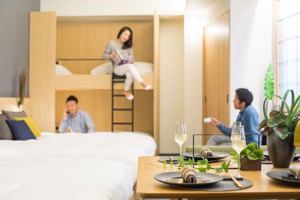 APARTMENT HOTEL MIMARU