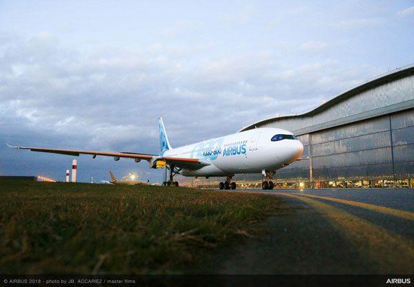 エアバスA330-800neo