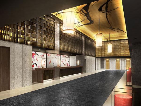 「ダイワロイヤルホテルグランデ 京都」、6月オープン 予約受付開始
