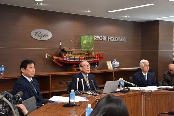 両備ホールディングス小嶋代表、路線バス31路線廃止届提出の経緯説明 ...