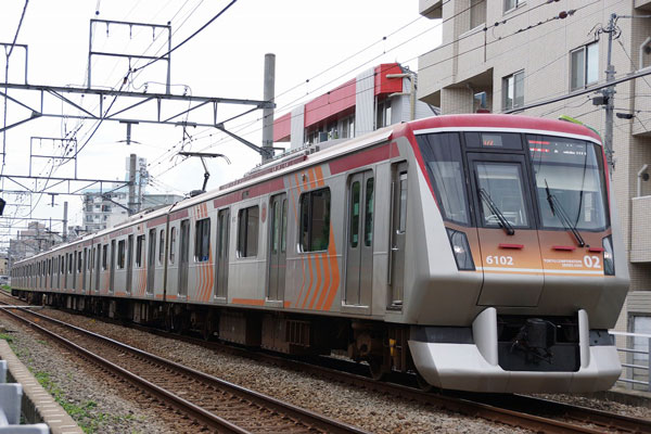 東京急行電鉄