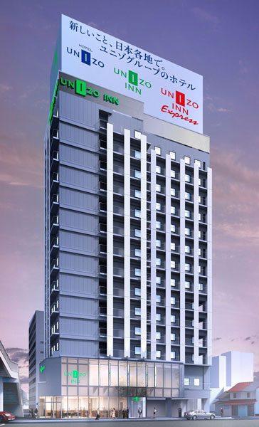 ユニゾホテル新大阪