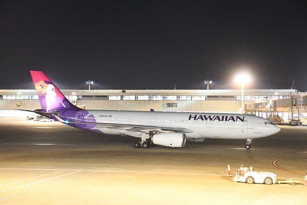 ハワイアン航空