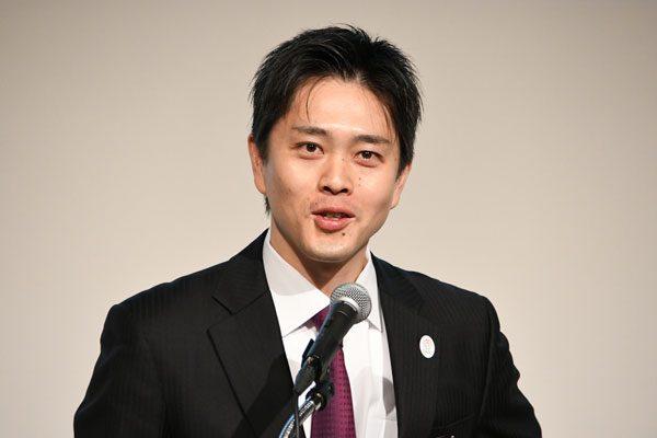 吉村洋文・大阪市長