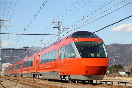 小田急電鉄・GSE(70000形)
