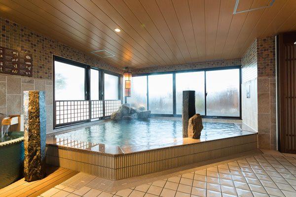 「天然温泉 浪華の湯 ドーミーイン大阪谷町」、4月23日オープン 最上階には大浴場