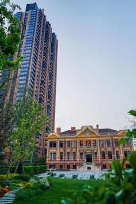 ブルガリホテル上海