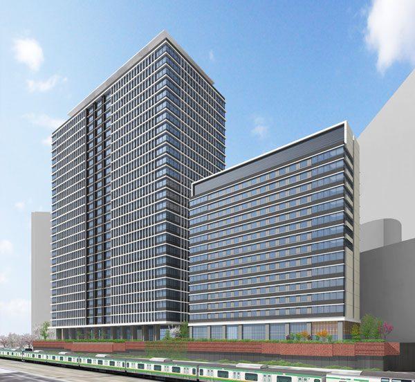 川崎駅西口開発計画