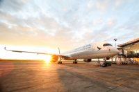 キャセイパシフィック航空(エアバスA350-1000型機)