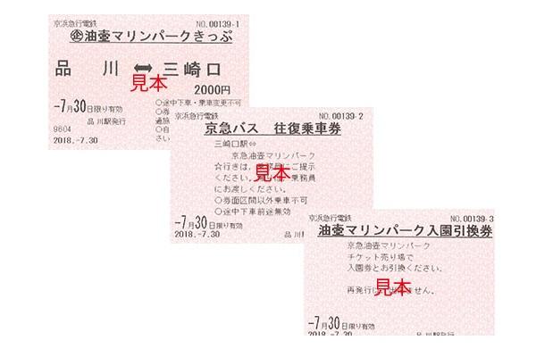 品川・横浜発「京急油壺マリンパ...