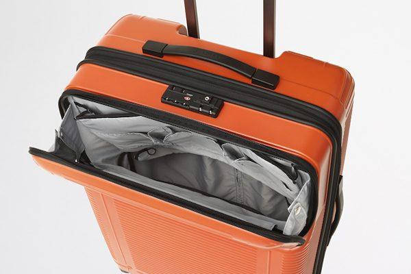 1b6f299620 エースは、日本製トラベルバッグブランドの「PROTECA(プロテカ)」より、移動時の荷物の出し入れがしやすいスーツケース「プロテカ ポケットライナー」を、直営店と  ...