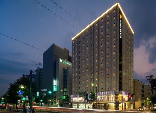 広島・八丁堀交差点近くに「ホテルビスタ広島」オープン