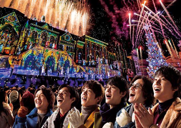 USJ、「ユニバーサル・ワンダー・クリスマス」のアンバサダーに関ジャニ∞就任