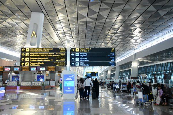 スカルノ・ハッタ国際空港(第3ターミナル)