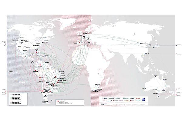 世界一周旅行