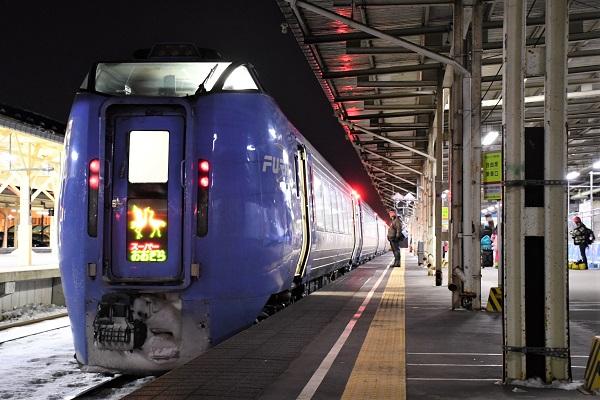 JR北海道 キハ283系