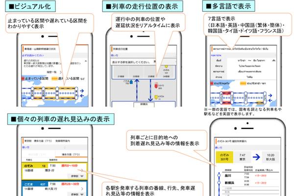 Jr 東海 運行 情報 ニュースリリース|JR東海