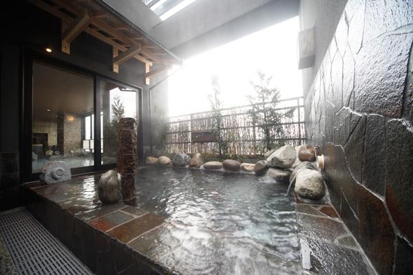 天然温泉 羽二重の湯 ドーミーイン福井
