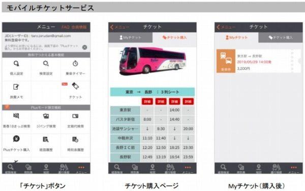 ジョルダン、高速バスのモバイルチケット導入 キャッシュバック