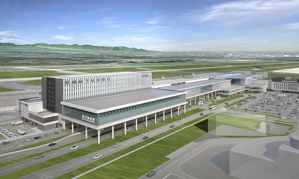 新千歳空港ポルトムホール