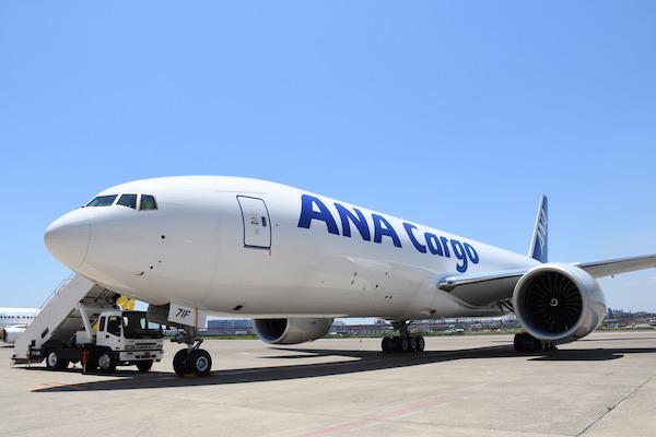 ANA、ボーイング777F公開 搭載重量倍増で輸送力強化へ - TRAICY ...