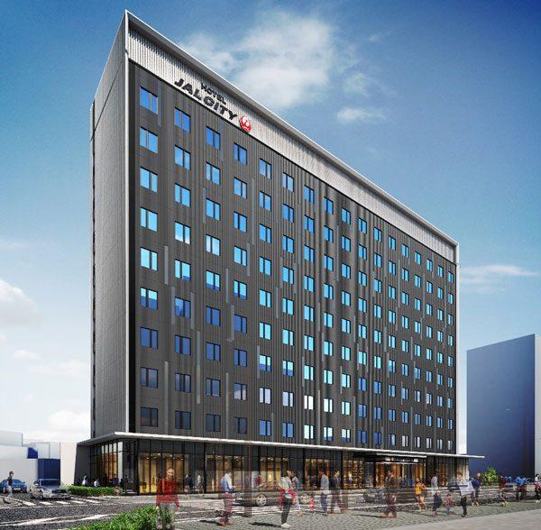 ホテルJALシティ富山