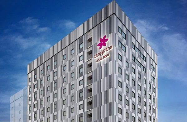 ベッセルホテル開発、「ベッセルホテルカンパーナすすきの」をオープン 和のくつろぎと文化を提供