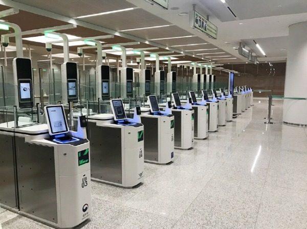 仁川国際空港自動化ゲート