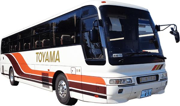 富山空港バス