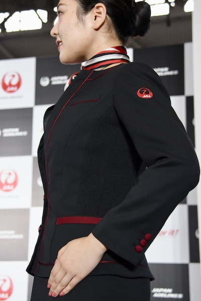 JAL新制服