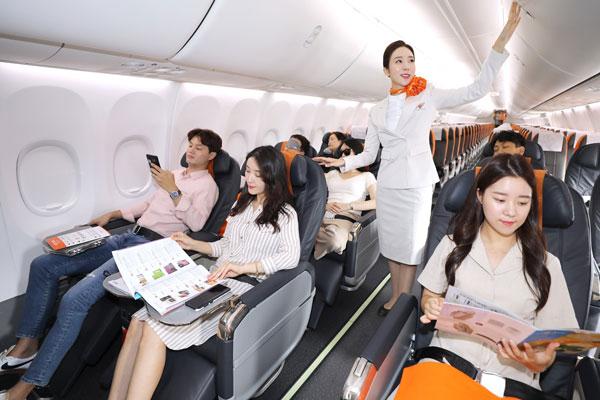 チェジュ航空(NEW CLASS)