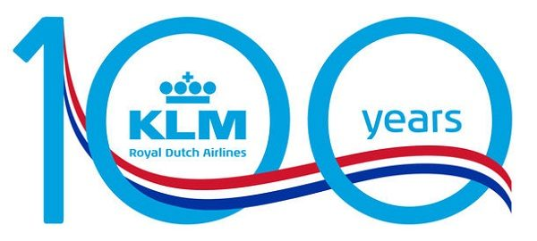 KLM100周年