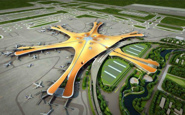 北京・大興国際空港